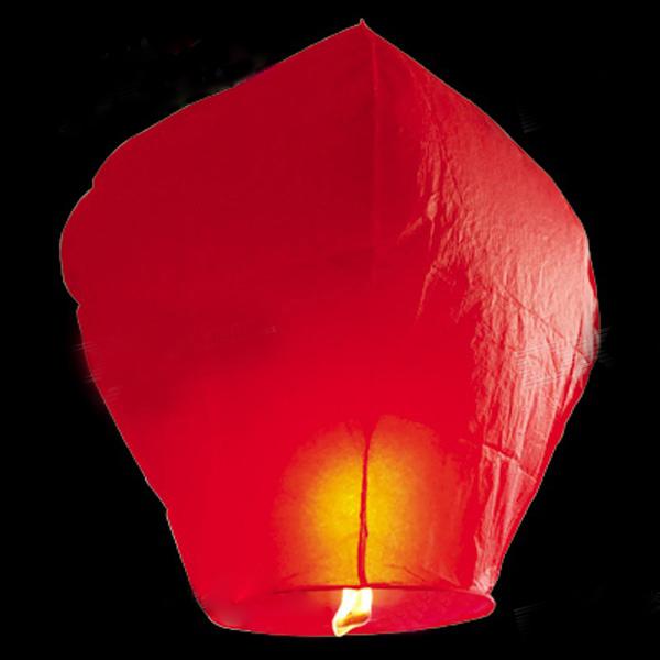 Воздушный шарик на огне