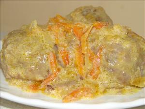 котлеты в сметанном соусе рецепт с фото