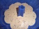 Пошаговое фото рецепта «Кекс сырный с копчённой курицей»