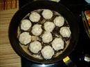Пошаговое фото рецепта «Тефтели в горчично - ореховом соусе»
