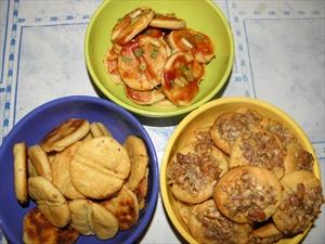 Фото рецепта «Пряники -печенья из колбасного сыра»