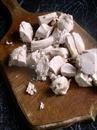 Пошаговое фото рецепта «Куриное филе в сливочном кляре»