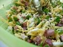 Пошаговое фото рецепта «Лаваш с начинкой»