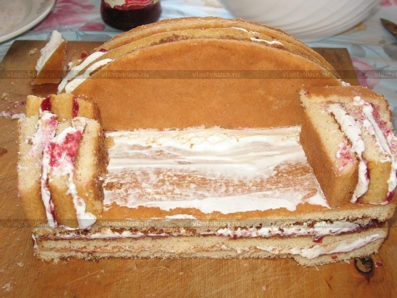 Торт для мужчин мастер класс пошагово