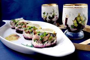 Закуски на праздничный стол - рецепты с фото на Повар.ру ...