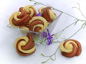 Фото рецепта «Печенье Завитушки»